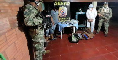 Paraguai: agentes confiscam 1,6 tonelada de maconha destinada ao Brasil