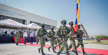 Colombia Launches New Elite Force Against Narcotrafficking and Rebel Groups