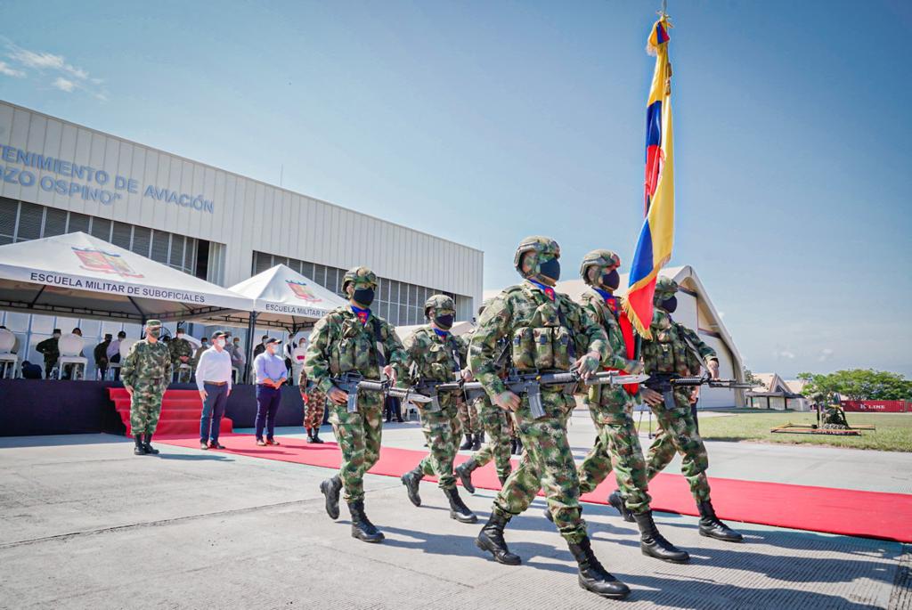 Colombia activa nueva fuerza élite contra el narcotráfico y grupos rebeldes