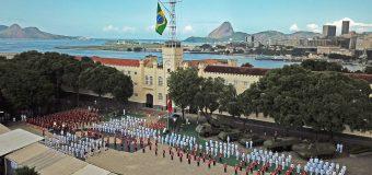 Infantes de marina de Brasil conmemoran 213.º aniversario con el desafío de reinventarse
