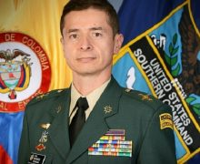 Colombia United to SOUTHCOM through Military Advisor