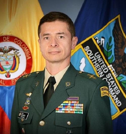 Colombia United to SOUTHCOM through Military Advisor