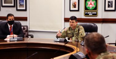 Army South, 1st SFAB Conclude Week-long Operation Alamo Shield Mission Prep