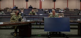 Líderes de defesa dos EUA e da OTAN discutem o futuro da segurança do hemisfério ocidental