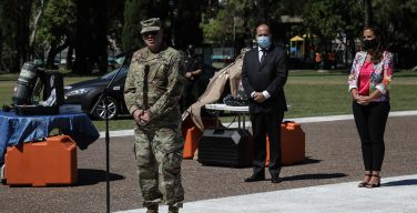 US Donates Emergency Response Equipment to Argentine Security Forces