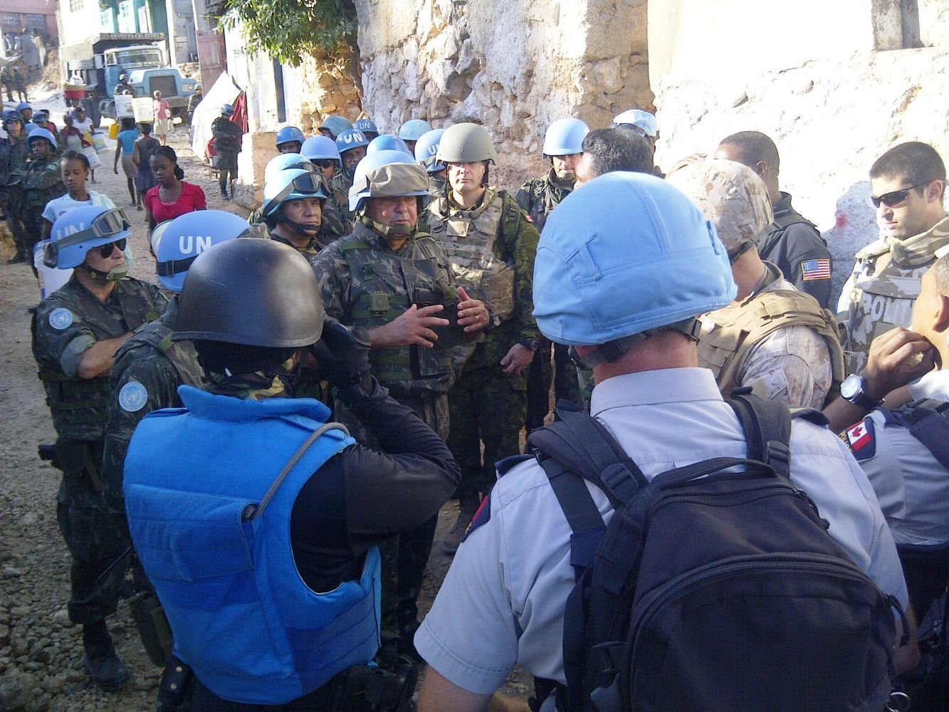 MINUSTAH, the Peace Force that Lifted a Country in Need