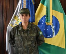 Brazilian Navy Has First Female Marine Corps Midshipman