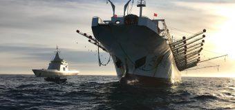 Argentina cria Comando Conjunto Marítimo para combater a depredação da pesca