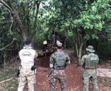 Ejército Brasileño destruye 41 puertos clandestinos en el lago Itaipú