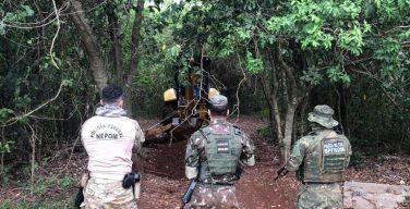 Brazilian Army Destroys 41 Clandestine Ports Criminals Used on Itaipu Lake