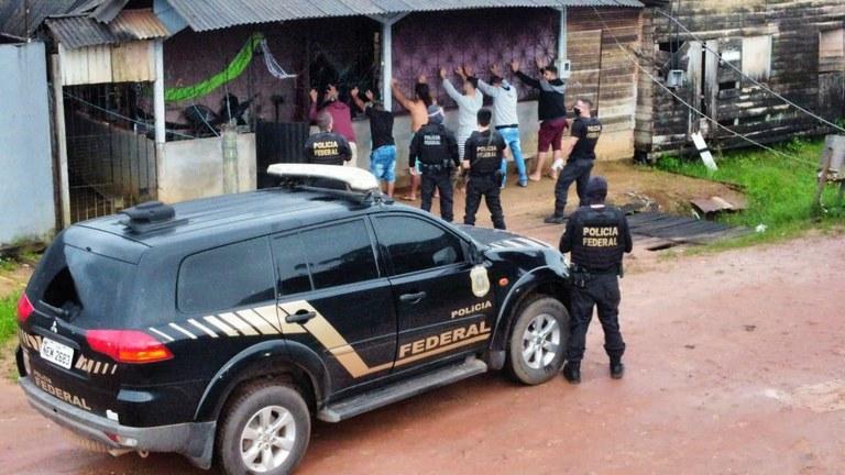 Brasil: policiais desarticulam grupos criminosos na fronteira com a Guiana Francesa