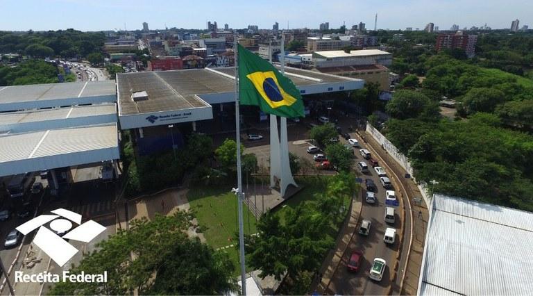 Brasil instala sistemas inteligentes para controle de fronteiras