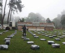 Gendarmería Argentina incauta más de 6 toneladas de marihuana