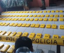 Bolivia: agentes destruyen mega laboratorio que cristalizaba 100 kg de cocaína por día