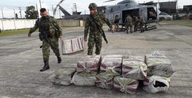 Colombia Stops Shipment of 4.5 Tons of Drugs