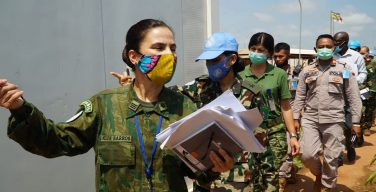 Brazilian Service Members Join UN Missions