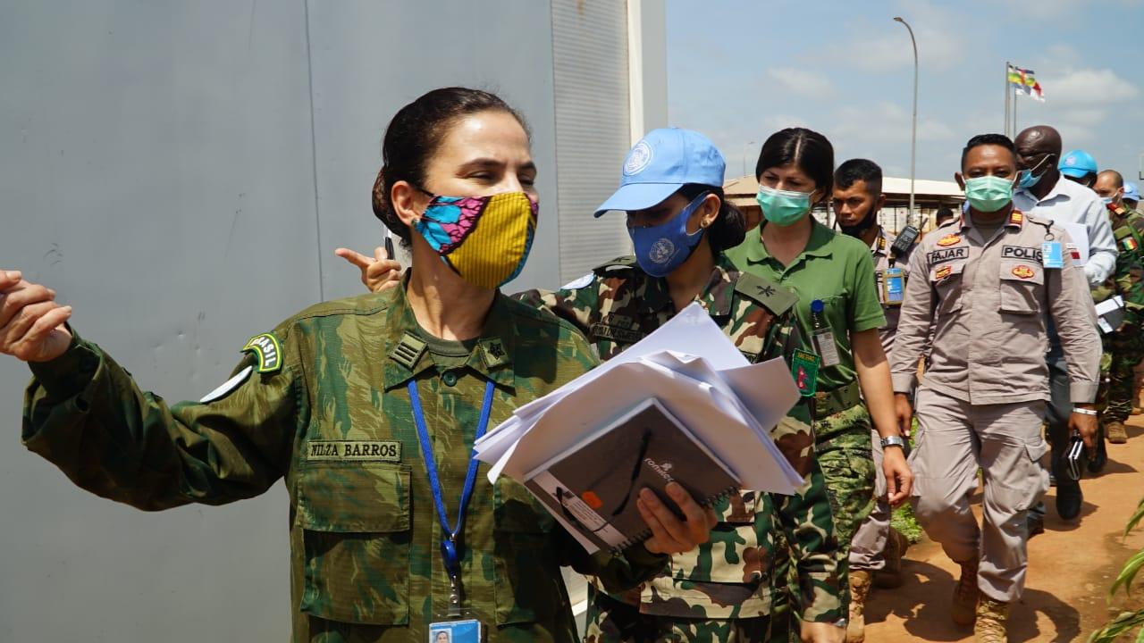 Brazilian Service Members Join UN Missions