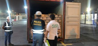Peru Seizes Nearly 5 Tons of Cocaine