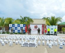 Ejército de Colombia incauta casi 6 toneladas de coltán