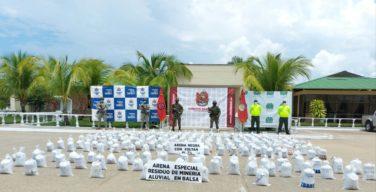 Exército da Colômbia apreende quase 6 toneladas de coltan