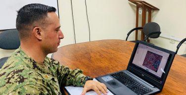 Ecuadorian Navy Service Members Train with Colombian Counterparts