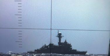 Colômbia, Peru e Estados Unidos realizam exercício de guerra antissubmarina