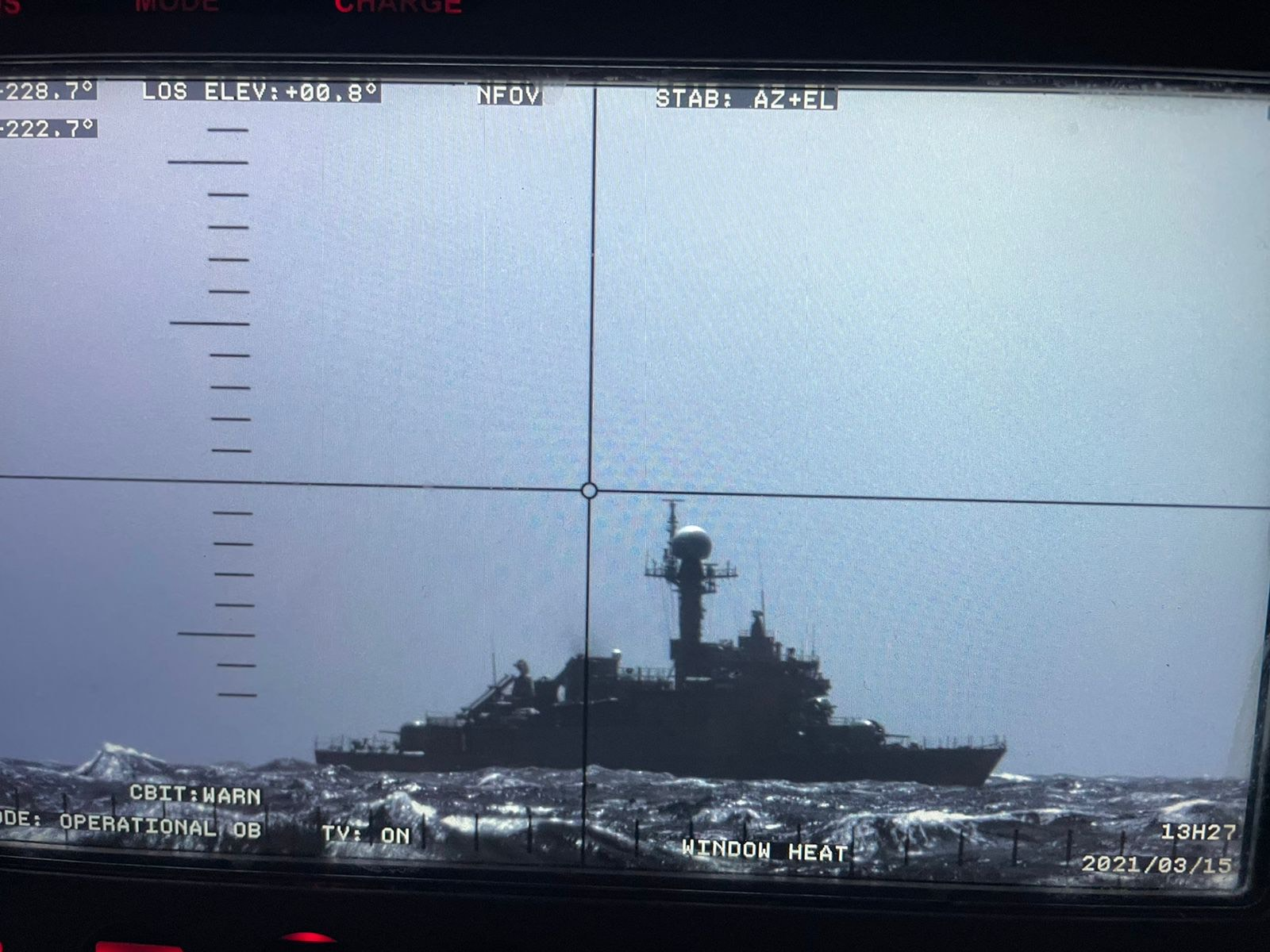 Colombia, Peru, US Conduct Anti-submarine Warfare Exercise