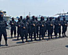 Guatemala recibe cuatro buques para interceptar al narcotráfico