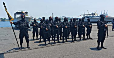 Guatemala recebe quatro navios para interceptar o narcotráfico
