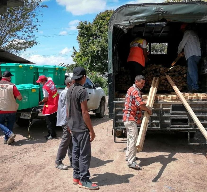 JTF-Bravo Continues to Support Honduran Communities Devastated by Hurricanes Eta and Iota