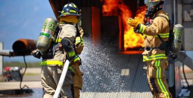 Estados Unidos, Honduras e Costa Rica treinam para combater incêndios