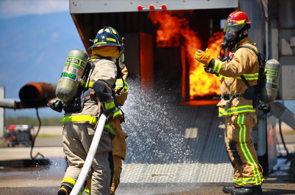 US, Honduras, Costa Rica Train for Fires