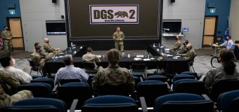 AFSOUTH Leadership Recognizes Critical Support from Beale Intelligence Airmen