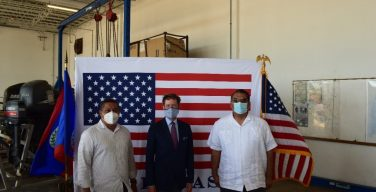 US Government Provides Critical Maritime and Tactical Equipment to the Belize Coast Guard