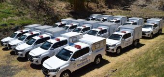 Costa Rican Ministry of Justice Receives Vehicle Donation