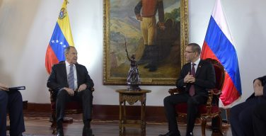 Russia Reaffirms Support for Venezuela with Signed Agreements