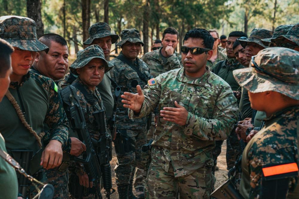 Força Aérea americana liderará próximo exercício do Comando Sul dos EUA na Guatemala
