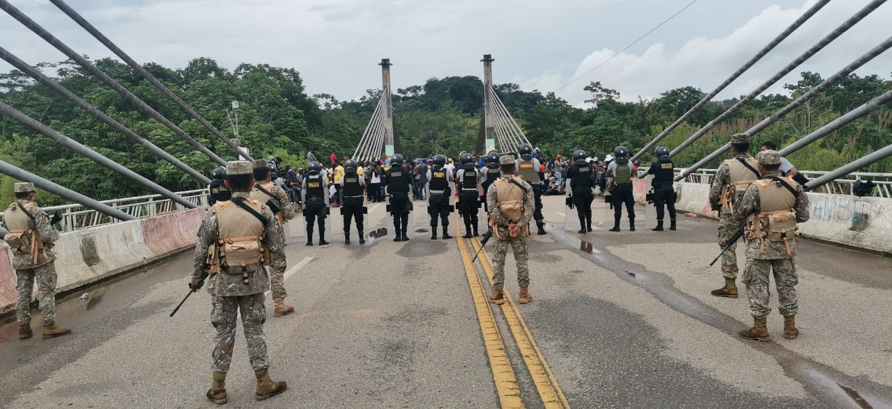 Brazil Increases Seizures by 38 percent at Border with Bolivia and Peru
