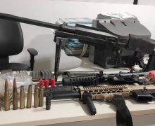 Países da América do Sul apreendem 200.000 armas ilegais em operação da Interpol
