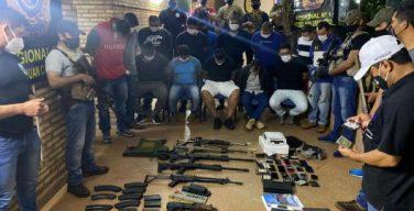 Detienen a integrantes de la principal banda narcotraficante de Brasil en la frontera con Paraguay