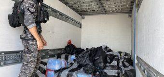 Forças de segurança do Chile apreendem 4 toneladas de drogas em duas operações