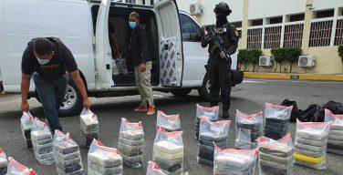 Aumenta en Latinoamérica incautación de drogas en contenedores