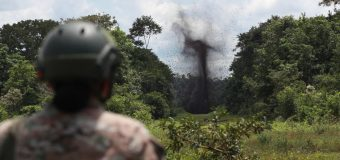 Peru Destroys Narco Airstrips in Indigenous Communities