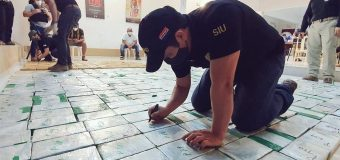 Paraguay: Agents Dismantle Organization that Trafficked Cocaine to Brazil