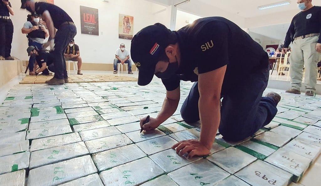 Paraguay: agentes desarticulan organización que traficaba cocaína a Brasil