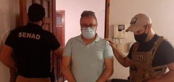 Paraguai: agentes antinarcóticos prendem piloto procurado pelos EUA