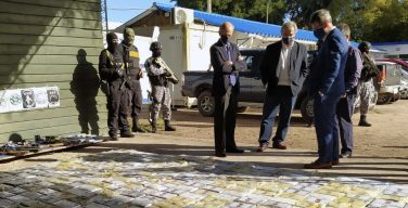 Uruguay: Blow to Narcotrafficking with the Seizure of 1.5 Tons of Cocaine