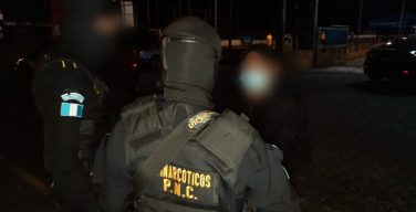 Guatemala captura a 12 narcotraficantes con solicitud de extradición