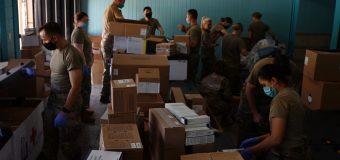 Resolute Sentinel 21: médicos chegam a Honduras