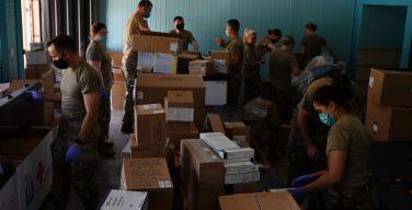 Resolute Sentinel 21: médicos llegan a Honduras